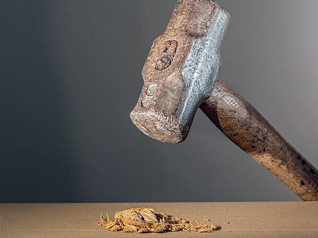 ナッツの殻を砕くハンマー,バンビジュエリーの鍛造指輪の強度のブログ