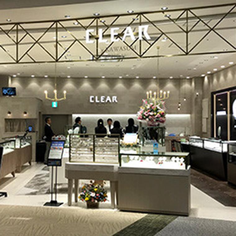 CLEAR by Kawasumi イオンモール津南店