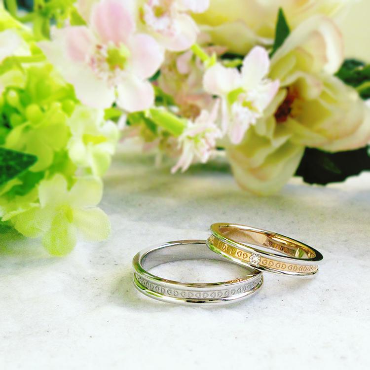 結婚指輪ランキング,プチマリエ,PM53,PM54
