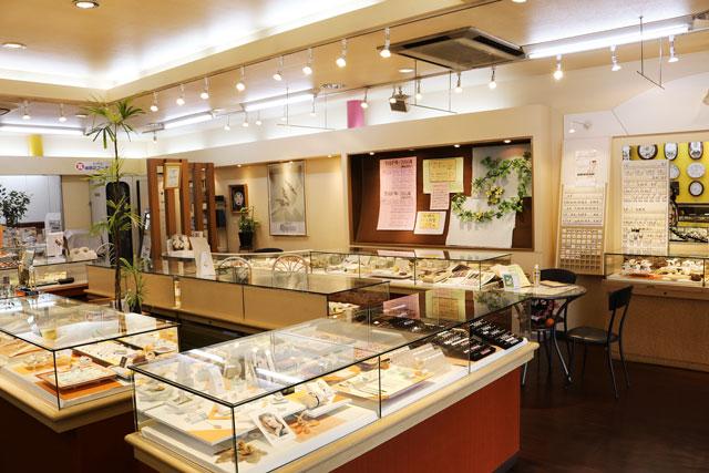 宮山時計店