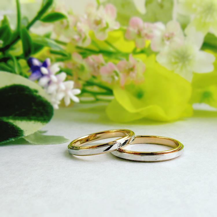 プチマリエ, 結婚指輪