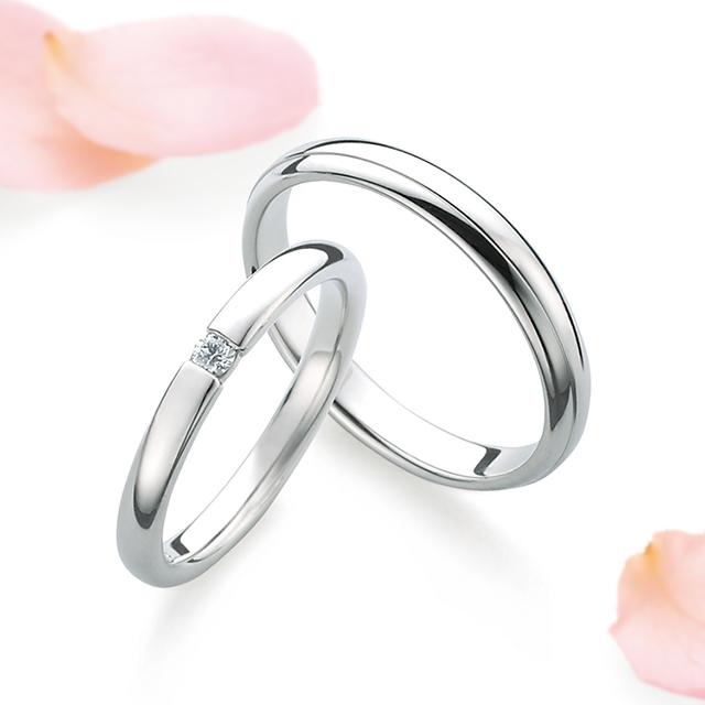 鍛造結婚指輪の強度について, プラチナの鍛造結婚指輪